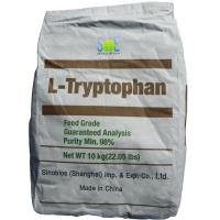 China 98% Pure L Tryptophan Powder Nutritional Livestock Feed Additives SAA-TRYL98 wholesale