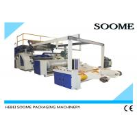 China 5 / 7 Ply Corrugated Cardboard Production Line , Micro Corrugated Cardboard Sheet Making Machine wholesale