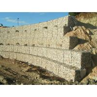 China Construction Wire Gabion Basket Stone For Retaining Wall Construction wholesale