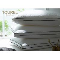 China OEM Polyester Neck And Head Hotel Comfort Pillows With Memory Foam wholesale