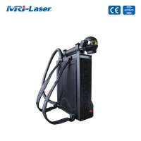 China 100W Lightweight Fiber Laser Cleaning Machine For Metal Surface Cleaning wholesale