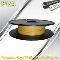 Quality Water Soluble PVA 3D Pinter Filament 1.75mm / 3.0mm Filament for sale