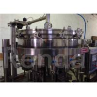 China Positioning Precision Water Bottle Filling Machine High Speed ISO Certification wholesale