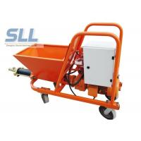 China Small Volume Wet Mortar Spraying Machine Equipment Easy Maintenance 7.5kw wholesale