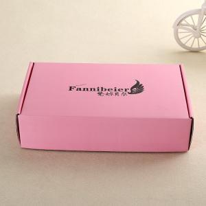 China Offset Printing Matt Lamination Cardboard Corrugated Shipping Boxes on sale