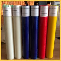 China Self Adhesive Glass Protective Film , Sticky Protective Film During Construction wholesale