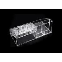 China Permanent Makeup Display Shelf Acrylic Holder 16 Storage Box For Tattoo Ink wholesale