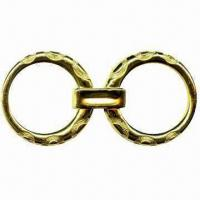 China Metal O-ring in Chain Link, 9cm End to End, 35mm Inside of Each O-ring wholesale