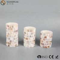 China Creative Flameless Led Candles , Personalized Decoration Battery Operated Candles wholesale