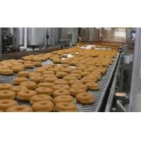 China Custom Tailor Industrial Automatic Donut Making Machine With Turnkey Bakery Solution wholesale