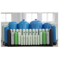 China Stainless Steel FRP Pressure Tanks for water softener 1.0Mpa Dia. 14 to 24 on sale