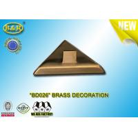China Ref No BD026 Brass Decoration Tombstone Lamp Base Material Copper Alloy Size 12.5*4cm wholesale