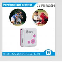 China 2015 Reachfar RF-V16 personal gps tracker strong positioning realtime tracking with multiple functions wholesale