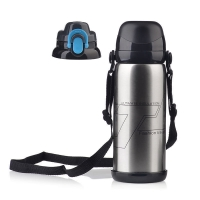 China 800ml Double Wall 27 Oz Thermos Vacuum Insulated Bottle wholesale