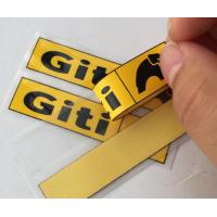 China 3D Raised Heat Transfer Patches Custom Tagless Labels For Outdoor Garment wholesale
