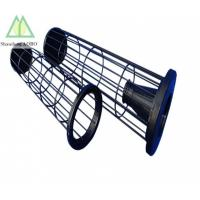 China dust filter cage filter bag housing on sale