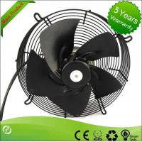 China Durable Brushless Cooling EC Axial Fan For  Eshaust Ventilation 230VAC wholesale
