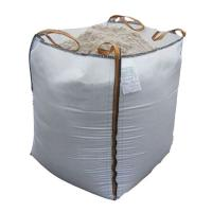 China White PP FIBC 1 Ton Bulk Bag For Packing Sand / Cement 1 Ton / 500kg / 600kg wholesale