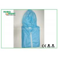 PP Medical Mens Insulated Coveralls / Custom Chemical Coverall Suit Eco - Friendly