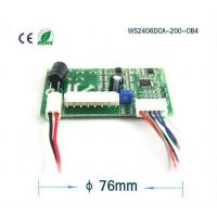The Micro Brushless Dc Motor Blower Drive Pwm Speed