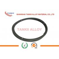 China Oxidized Surface Resistance Heating Wire FeCrAl 0Cr25Al5 Resistor For Railway wholesale