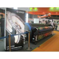 China Large Format Double Sided Eco Solvent Printer with DX7 head for flex banner wholesale