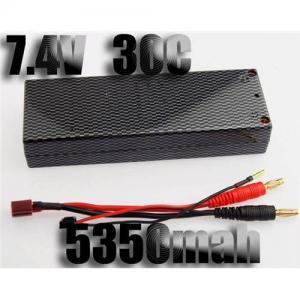 China Manufacturer of RC car Battery,7.4V 30C 5350mah,RC Lipo Battery wholesale