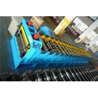 Buy cheap Post Cutting Silo Roll Forming Machine With Wall Panel Structure Gcr15 Roller from wholesalers
