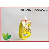 Quality Jelly Spout Pouch Packaging / Aluminum Foil Bag biodegradable for sale