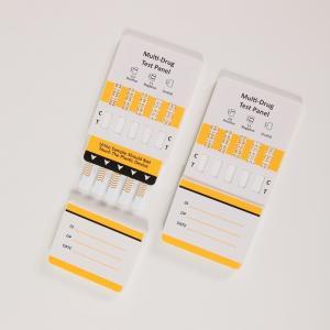 China Accu-Tell® Multi-Drug Rapid Test Panel (Urine) wholesale