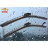 Buy cheap Q3 Rain Audi Wiper Blades , 21 - 24 Inch Boneless Front Wiper Blade High Performance from wholesalers