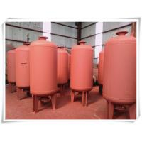 China ASME Standard Diaphragm Water Pressure Tank Vessel For Water Pump System wholesale