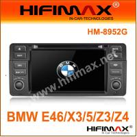 Buy cheap 7 Inch Car DVD GPS(DVB-T & TMC optional)for BMW E46 (1998-2006) from wholesalers