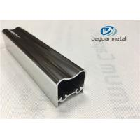China Temper T4 T5 T6 Aluminium Extrusion Profiles Shower Room Track For Decorations wholesale