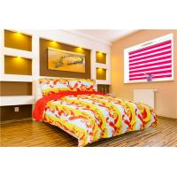 China Bamboo 3pcs Comforter Set Printed Bedding Set Queen/King Size on sale