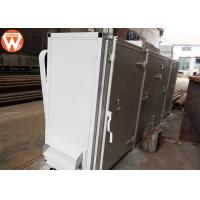 China 2 T/H 45Kw Feed Drying Machine , Shrimp Prawn Carp Catfish Tilapia Floating Animal Feed Dryer wholesale