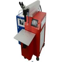 China 200W 300W Laser Spot Welding Machine Automatic With Microscope Observation System wholesale