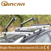 China Aluminum Ski Carrier Snowboard Car Roof Racks for 4x4 automobile wholesale