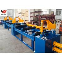 China Multifunctional Steel Welding Straightening Automatic Combined H beam Machine wholesale