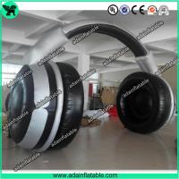 China Inflatable Earphone Replica/Advertising Inflatable Headphone Arch Model wholesale
