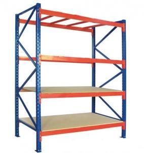 China Beam type Plywood Sheet Storage Rack , AS4084 Heavy Duty Steel Shelving wholesale
