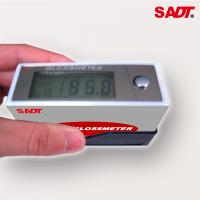 China ASTM D523 Standard Gloss Tester Portable With 10 x 20mm Measurement Spot wholesale