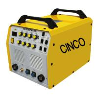 High Stable AC DC Welding Machine IP21 With 80% Efficiency Over Heating Protection