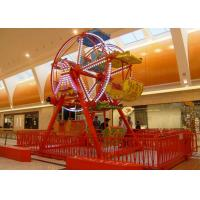 China Miniature Amusement Park Ferris Wheel With Vibrant Colors Decoration wholesale