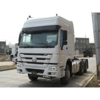 China 25 Tons White Howo Sinotruk 6x4 Tractor TruckWd615.47 With High Collision Resistance wholesale