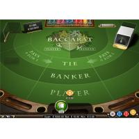 China Baccarat Cheating Poker Software For Reading Barcode Marked Cards on sale