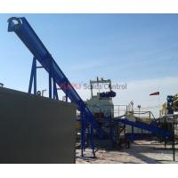 China Durable high quality screw conveyor used in waste management system wholesale