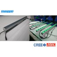 China Cool White 5500K Exterior Wall Washer Lights Led Linear Wall Washer With  Aluminum Housing wholesale