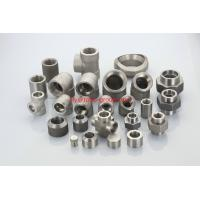 Buy cheap ASTM A182 F20 UNS N08020 2.4660 forged socket threaded plug nipple boss union insert from wholesalers