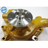 Buy cheap Yellow Excavator Hydraulic Parts / 4D95L Water Pump Ass'y 6204-61-1100 from wholesalers